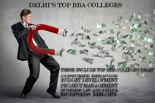 BBA Colleges Delhi