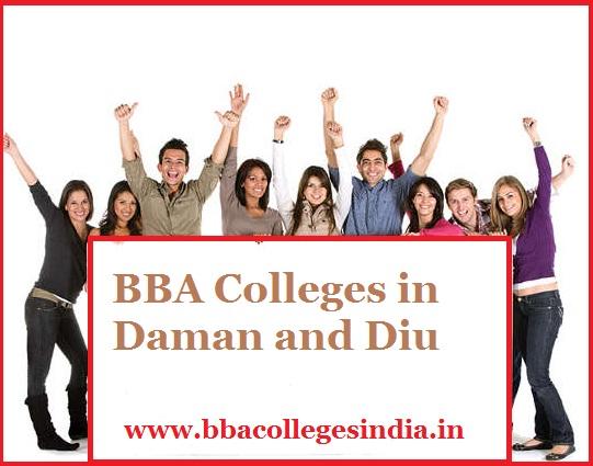 BBA Colleges Daman and Diu