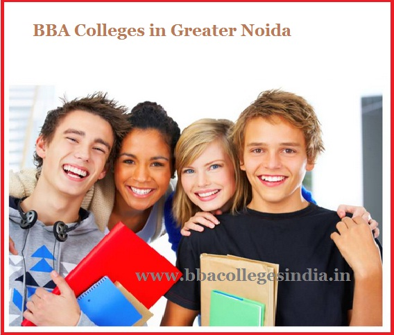 BBA colleges Greater Noida