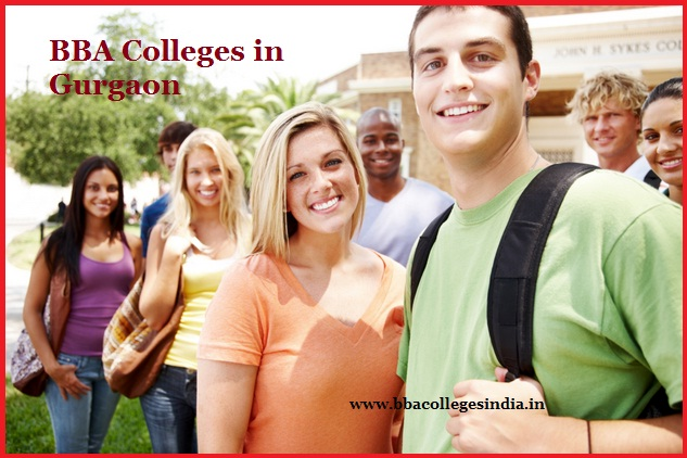 BBA colleges Gurgaon