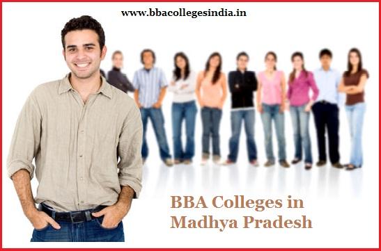 BBA colleges Madhya Pradesh