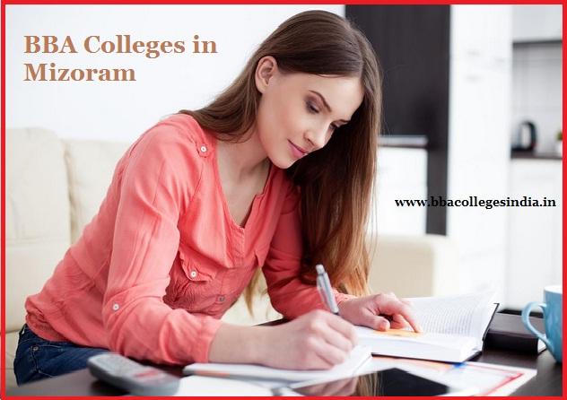 BBA colleges Mizoram