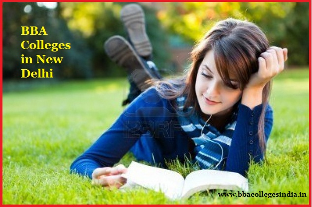 BBA Colleges in New Delhi