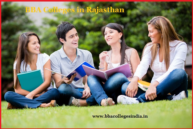 BBA Colleges in Rajasthan