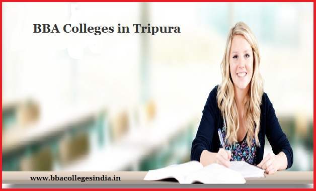 BBA Colleges Tripura