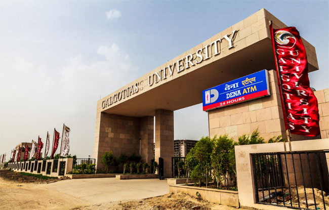 Galgotias University Campus