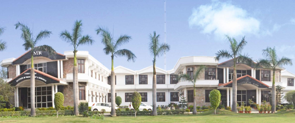 IMR-Institute of Management and Research