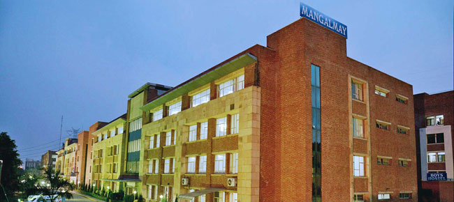 Mangalmay Institute of Management Campus