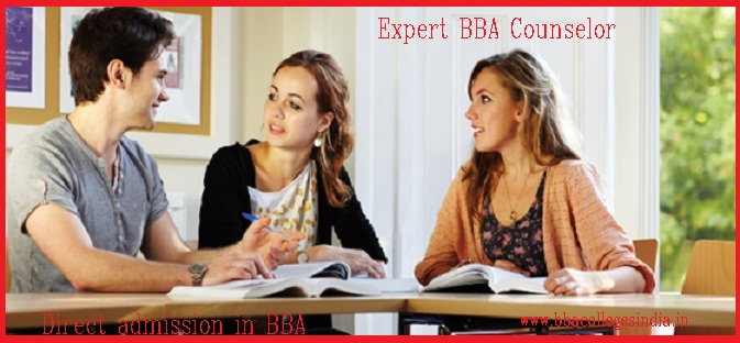 Direct Admission in BBA Colleges in India