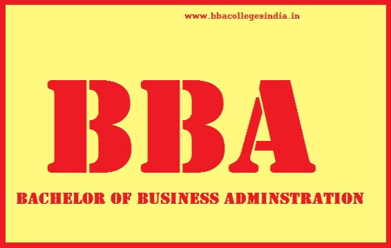 BBA-Bachelor of Business Administration