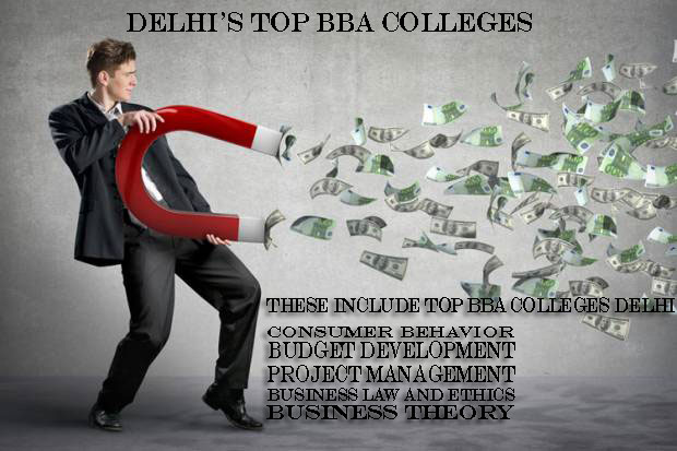 BBA Colleges in Delhi University