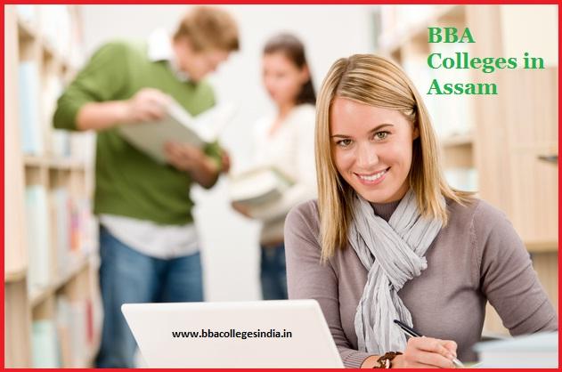 BBA colleges Assam