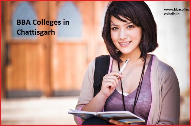 BBA colleges Chattisgarh