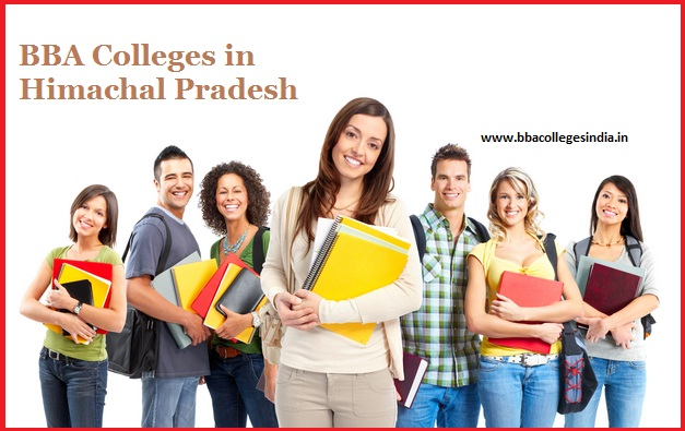 BBA colleges Himachal Pradesh