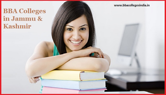 BBA colleges Jammu & Kashmir