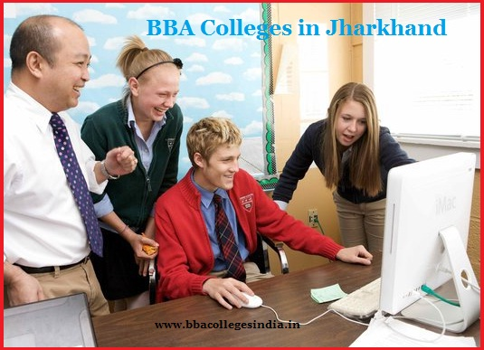 BBA colleges Jharkhand