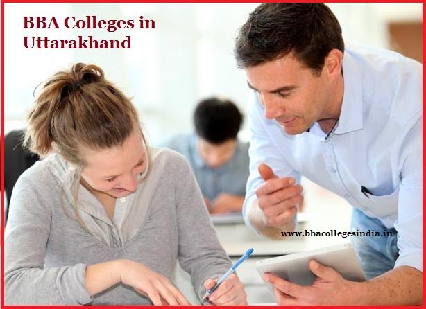 BBA Universities Colleges in Uttarakhand