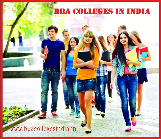 List BBA Colleges in India