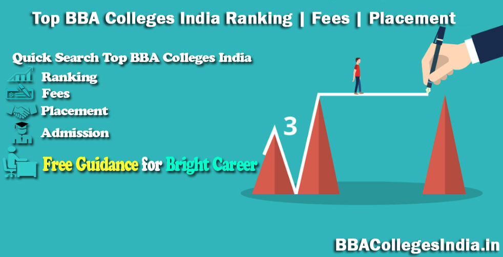 Top BBA Colleges India