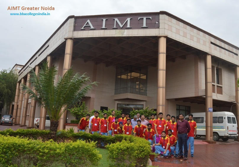 AIMT Greater Noida BBA Admission 2021