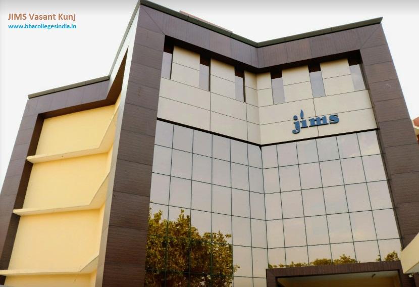 JIMS Vasant Kunj BBA Campus