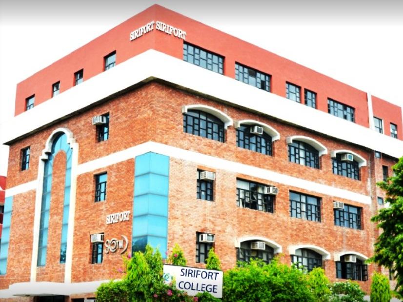 SIMS - Sirifort Institute Of Management Studies, Rohini, Delhi