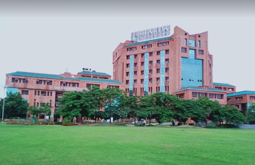 Sharda University Greater Noida Admission 2021