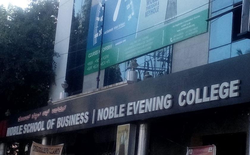 Noble Institution Bangalore BBA Admission 2021