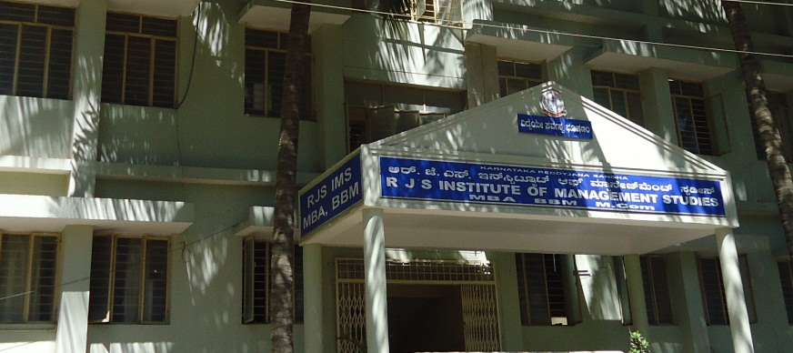 RJSIMS Bangalore BBA Admission 2021