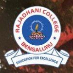 Rajadhani College, Bengaluru