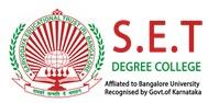 SET Degree College logo
