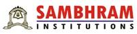 Sambhram academy of management studies