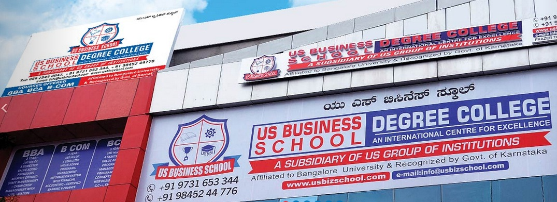 USBS Bangalore BBA Admission 2021