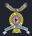 Bharati Vidyapeeth Deemed University Pune logo