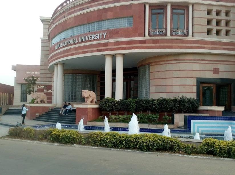 JNU Jaipur BBA Admission 2021