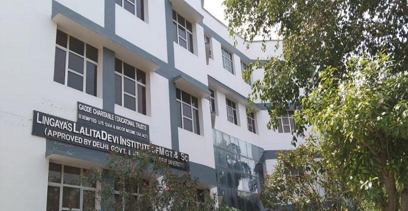 LLDIMS Delhi BBA Admission 2021