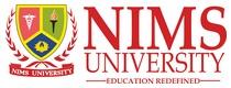 NIMS University Jaipur logo
