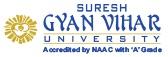 Suresh Gyan Vihar University Jaipur