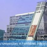 BBA Colleges in Faridabad: Affiliation, Admission