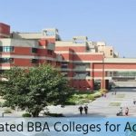 GGSIPU Delhi 2021 in Under & Affiliated BBA Colleges List for Admission
