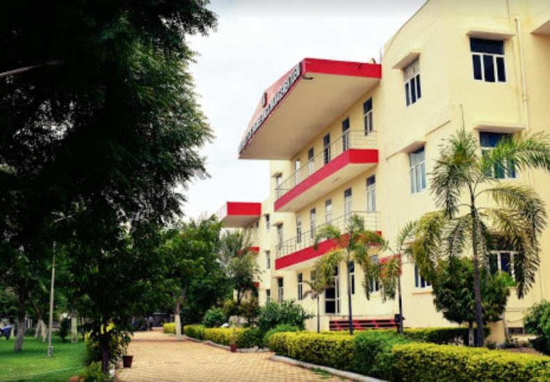 University of Engineering and Management Jaipur Campus