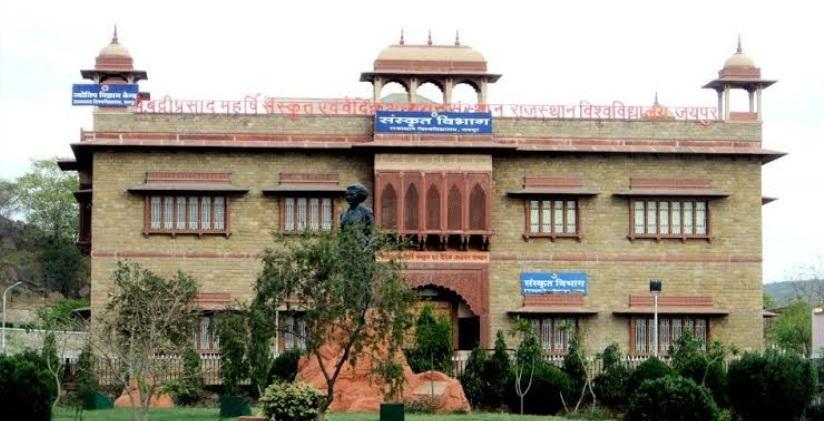 University of Rajasthan BBA Admission 2021