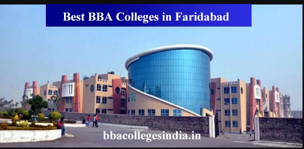 Best Top BBA Colleges in Faridabad
